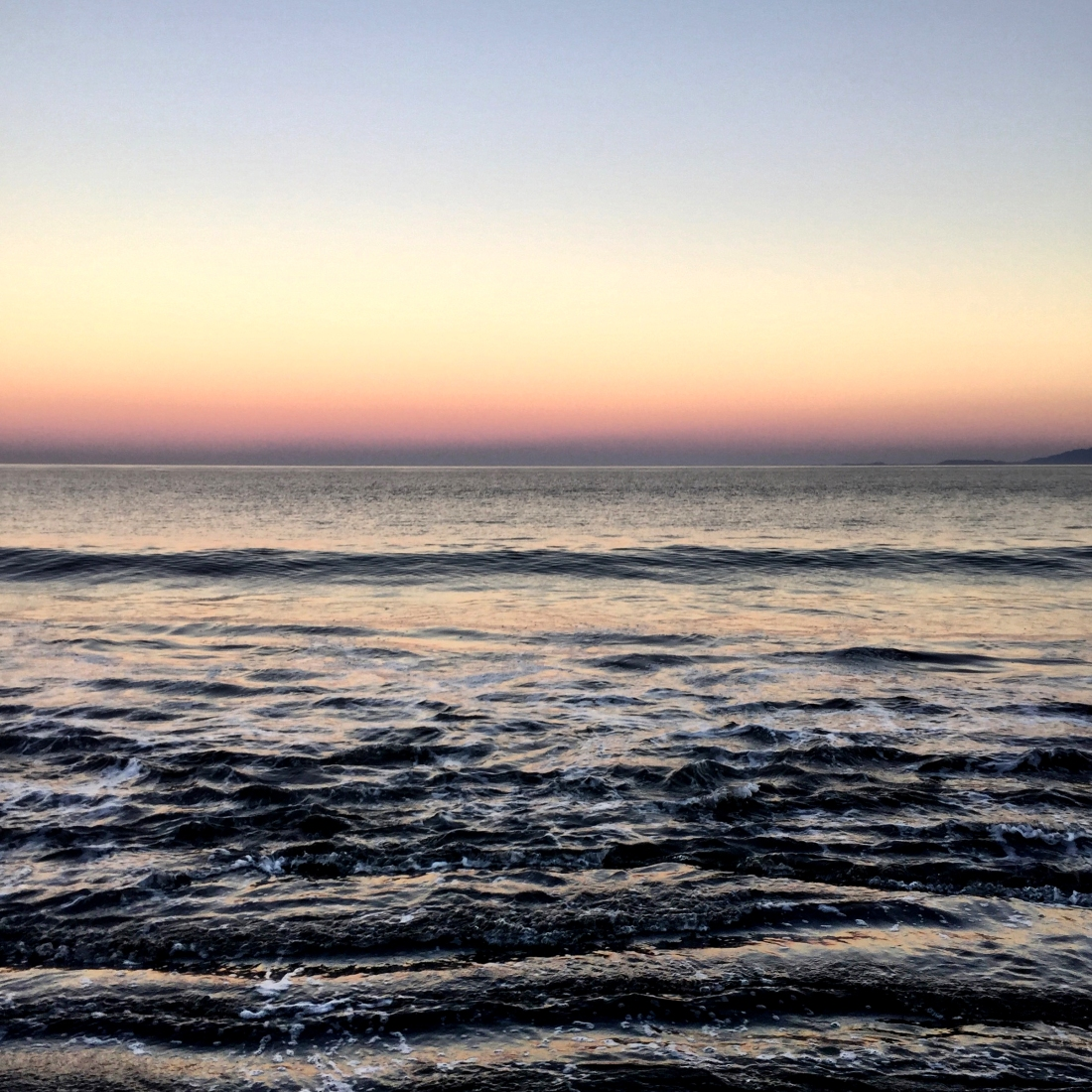 playa cabuyal_lever soleil sur mer