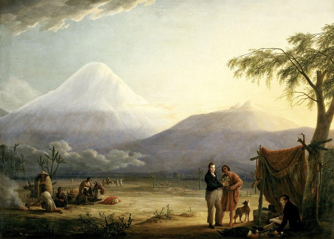 Humboldt-et-Aimé-Bonpland-au-pied-du-volcan-Chimborazo,-peinture-de-Friedrich-Georg-Weitsch-(1806)_web.jpg